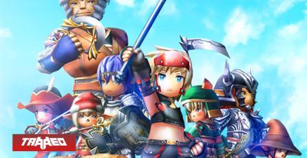 Final Fantasy Grandmaster cierra sus servidores en Abril