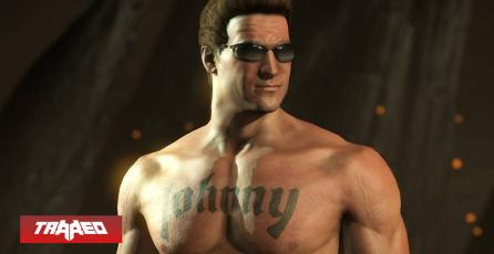 Ed Boon bromea con incluir a Johnny Cage en Mortal Kombat 11