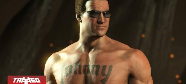 Ed Boon bromea con incluir a Johnny Cage en Mortal Kombat 11