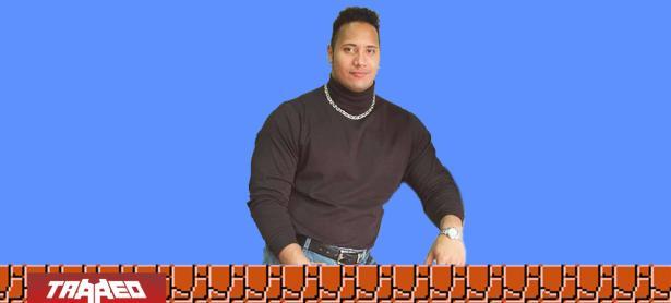 "Dwayne ""The Rock"" Johnson felicita a Reggie Fils-Aime por su paso por Nintendo"