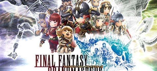 Square Enix pondrá fin al servicio de <em>Final Fantasy Grandmasters</em>