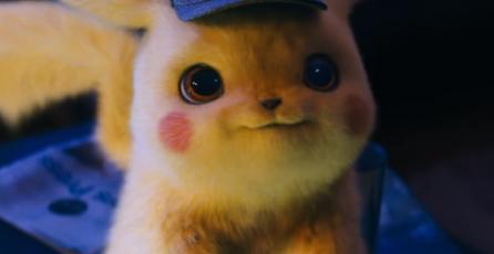 Mañana habrá un nuevo trailer de <em>Detective Pikachu</em>