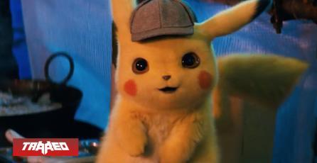 Mañana tendremos trailer de Detective Pikachu