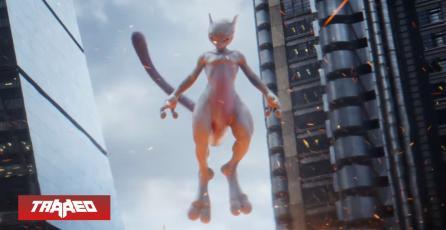 Ya puedes ver el segundo trailer de Detective Pikachu