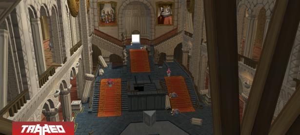 No Clip, la web que te permite explorar los mapas de Dark Souls y Super Mario Galaxy