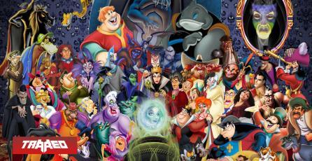 Disney+ tendrá una serie original con los villanos clásicos de la compañía como protagonistas
