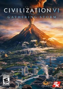Sid Meiers Civilization VI: Gathering Storm