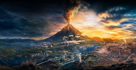 <em>Civilization VI: Gathering Storm</em>