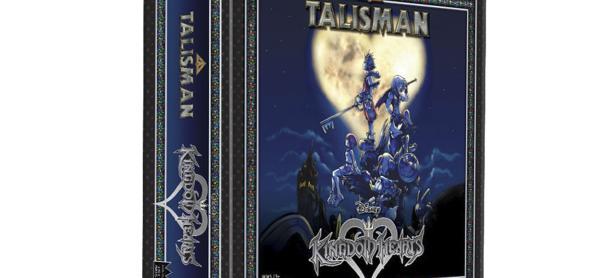 ¡Mira el nuevo juego de mesa de <em>Kingdom Hearts</em>!