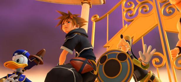 Square Enix trabaja en DLC gratuito y de paga para <em>Kingdom Hearts III</em>