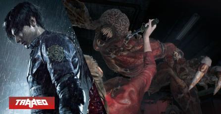 Remake de Resident Evil 2 ha vendido 4 millones de unidades