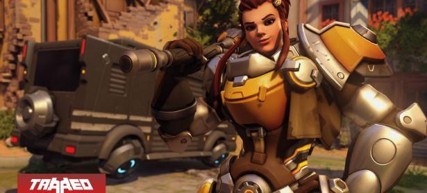 Actriz de doblaje de Brigitte en Overwatch es acosada en redes sociales