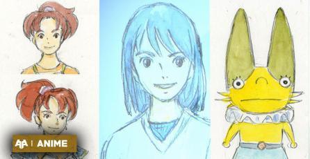 Ni no Kuni: revelan más personajes y a sus actores de voz para la película de anime