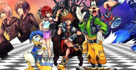 <em>Kingdom Hearts: The Story So Far</em> debutará en Latinoamérica