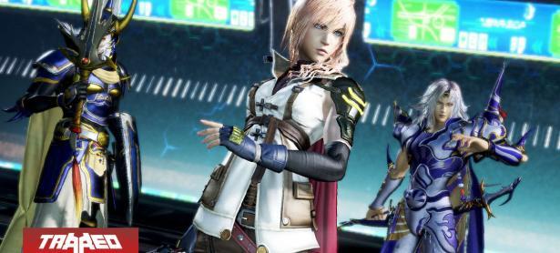 Dissidia Final Fantasy NT tendrá versión gratuita para PC