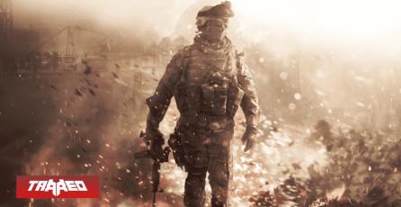 Filtración confirma Call of Duty: Modern Warfare 2 Remastered