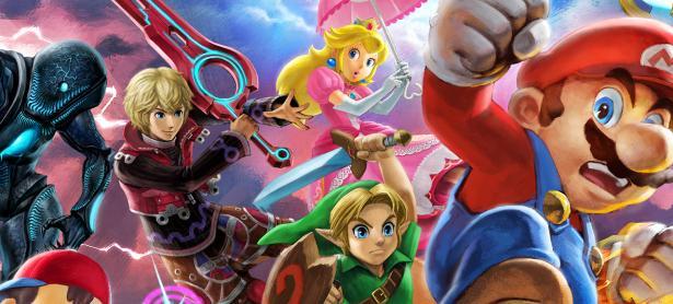 ¿Aparecen Peach y otros personajes de Nintendo en un menú de Xbox One?