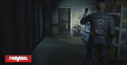 Capcom trabajó con cámara fija en Resident Evil 2 Remake pero fue eliminada