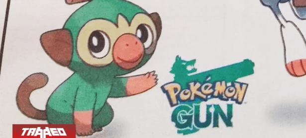 Internet desata memes tras expansión de supuesto «Pokémon Gun» en la octava generación