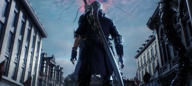 Dante de <em>Devil May Cry 5</em> estará en <em>Shin Megami Tensei: Liberation Dx2</em>