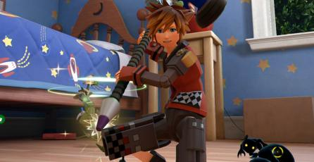 Juguetes cobran vida en increíble video stop-motion de <em>Kingdom Hearts III</em>