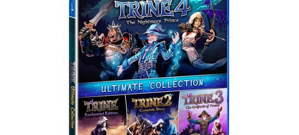 <em>Trine 4: The Nightmare Prince</em> ya tiene ventana de lanzamiento