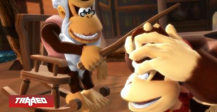 Fallece actor tras la voz de Cranky Kong en la serie animada de Donkey Kong Country