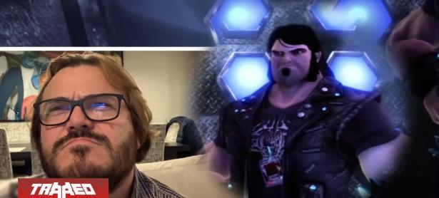 Con su propio juego, Jack Black sorprende con gameplay en YouTube