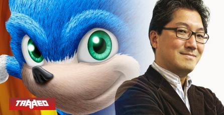Creador de Sonic en picada contra presunto diseño de la película live-action