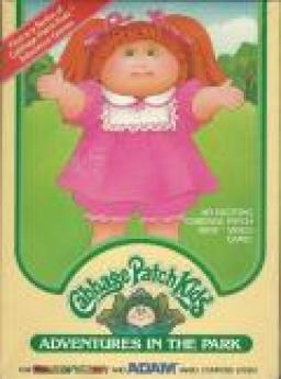 Cabbage Patch Kids Adventures in the Park