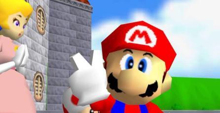 Jugador de <em>Super Mario 64</em> vence a Bowser sin usar la palanca