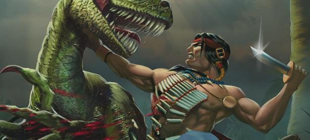 <em>Turok: Dinosaur Hunter</em> llegará a Switch