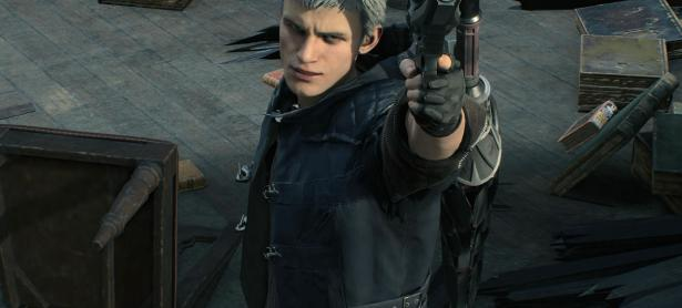 Nero luce sus habilidades en el nuevo trailer de <em>Devil May Cry 5</em>