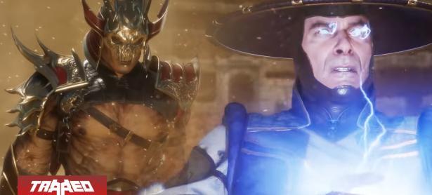 Prepárense para la batalla: Mortal Kombat 11 libera avance oficial del modo historia