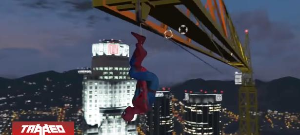 Casi como el original: Mod de GTA V lleva a Spider-Man directamente a Los Santos