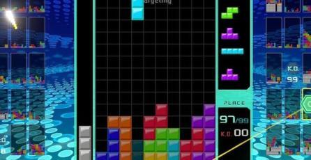 Los mejores jugadores de <em>Tetris 99</em> serán premiados en nuevo evento