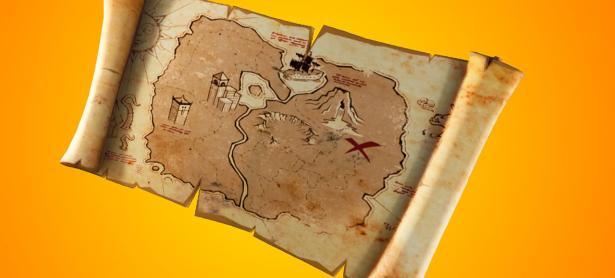 Ya puedes usar mapas del tesoro en <em>Fortnite: Battle Royale</em>