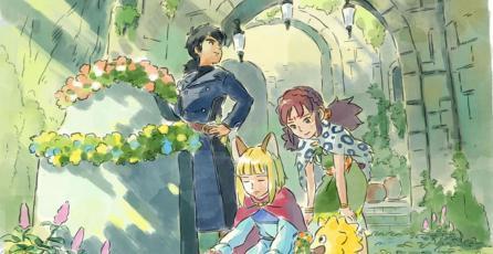 Publicarán un manga de <em>Ni No Kuni</em> en Japón