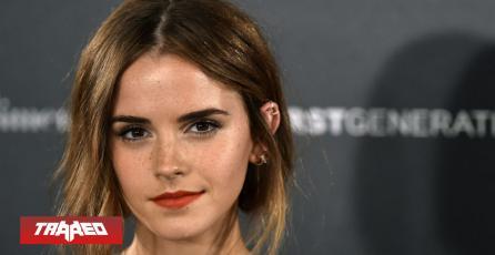 Filtración deja a Emma Watson como próxima actriz para 'Black Widow'