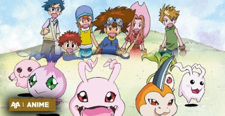 Directo a la nostalgia: Son 20 años desde el estreno de Digimon Adventure