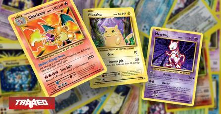 78 mil dólares invierten en cartas cerradas de la primera generación de Pokémon