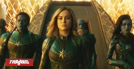 Capitana Marvel llega hoy y espera 300 millones de dólares este fin de semana
