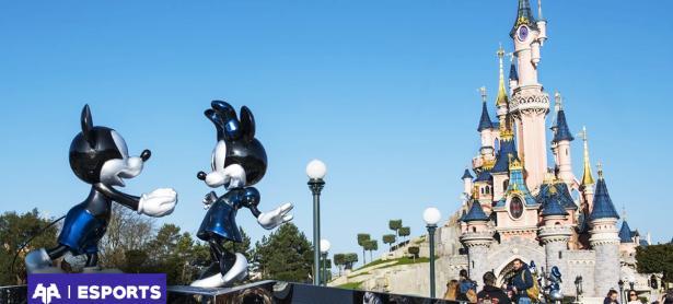 Disneyland en París recibirá el primer Major de DOTA 2 en Francia