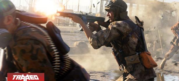 64 jugadores y con tutorial: 'Firestorm', el tardío Battle Royale que Battlefield 5 traerá al mercado