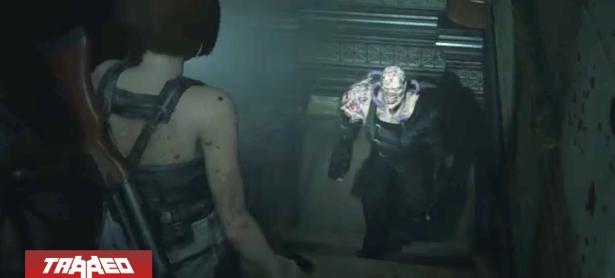 Podría ser el Remake: Mod lleva a Jill Valentine y Nemesis a Resident Evil 2