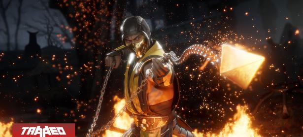 Mortal Kombat 11 confirma beta en consolas para finales de marzo