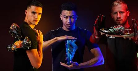 Jugadores de la Premier League usarán zapatos de futbol de <em>Anthem</em>