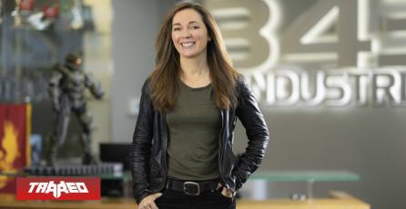 Jefa y fundadora de 343 Industries desea más presencia de mujeres en la industria