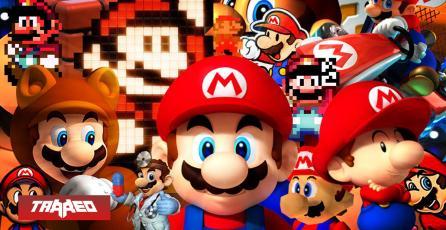 Hoy 10 de Marzo es el 'Día Mundial de Mario'