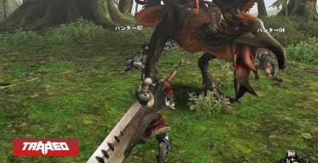 ¡A cazar! Monster Hunter cumple 15 años desde su primer juego en PlayStation 2